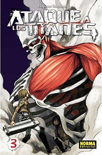 Ataque A Los Titanes 3