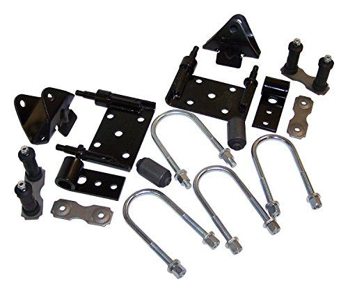(Crown Automotive 5359011K Front Leaf Spring Mounting Kit)