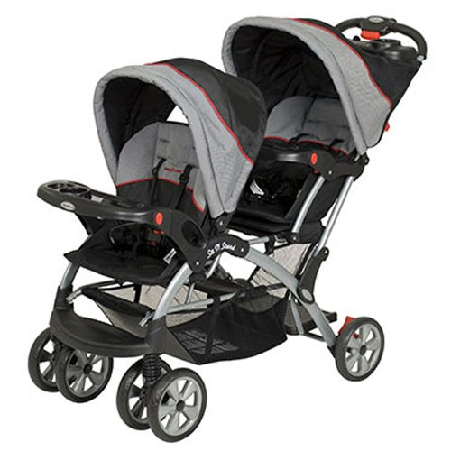 BABY TREND Sit N Stand Double Travel System (2 Car Seats Included) - Millennium by Baby Trend (Image #5)
