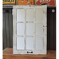 "Barn Window Pane Mirror Homesteader Style--23.5"" X 33.25"""
