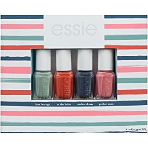 essie Spring 2018 Nail Polish Collection, Set of 4