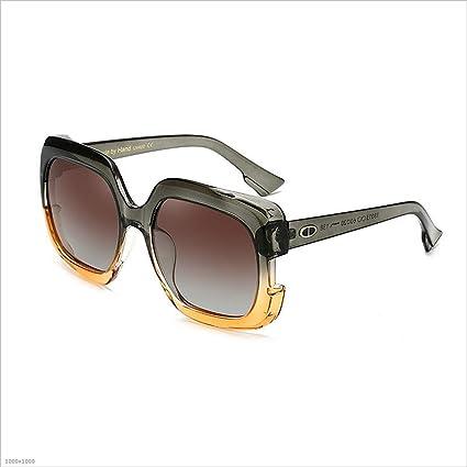 Gafas graduadas con Montura de Color Protección UV Gafas de ...