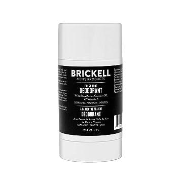 98555f24a Amazon.com   Brickell Men s Products - Fresh Mint Deodorant For Men ...