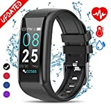 Best Health Trackers - Golden hour Fitness Tracker HR, Activity Tracker Review