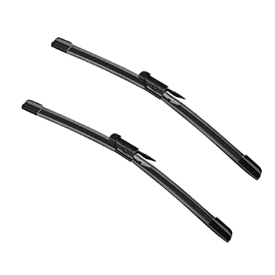 "2 wipe blade for 2006-2020 Toyota Tundra 2007-2020 Toyota Sequoia Original Equipment Replacement Wiper Blades Set - 26""/23"" (Set of 2): Automotive"