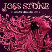 Pop CD, Joss Stone - The Soul Sessions Vol.2 (Digipack) (+4 Bonus Tracks Deluxe Edition)[002kr]
