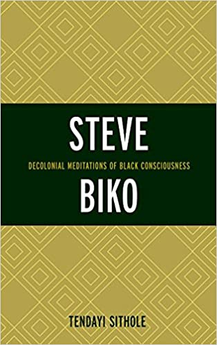 Steve Biko: Decolonial Meditations of Black Consciousness (Critical Africana Studies)