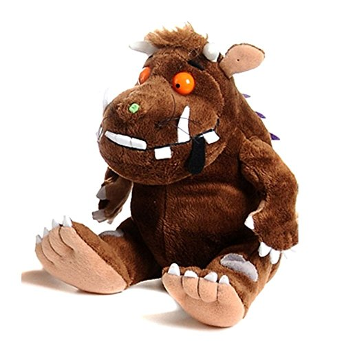 Official Small Gruffalo Cute Plush Super Soft Toy 12.7cm Aurora Julia Donaldson by unbrand
