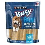 Purina Busy Bone Dental Chews Small/Medium Dog Treats - 6 ct. Pouch