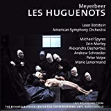 Meyerbeer - Les Huguenots / Sutherland, Arroyo, Tourangeau, Vrenios, Ghiuselev, Bacquier, NPO, Bonynge