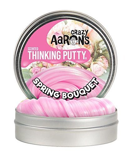 Spring Bouquet Scented Crazy Thinking Putty 3.2oz, Aaron's, Made in The USA, Age 3+ by Crazy Aron's Thinking Putty (Image #3)