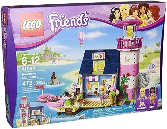 LEGO Friends 41094 מגדלור הארטלייק