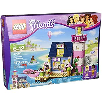 Amazoncom Lego Friends 41037 Stephanies Beach House 369