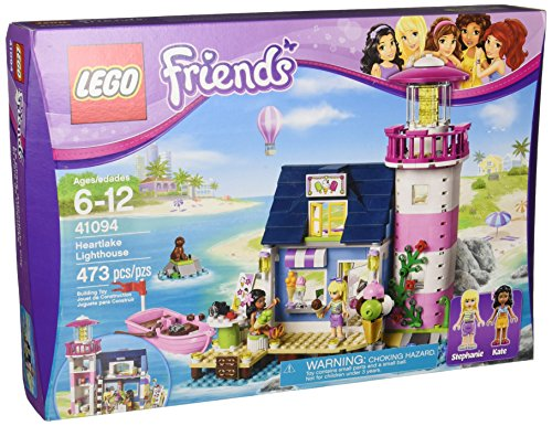LEGO Friends 41094 Heartlake Lighthouse (1 Light Templeton)