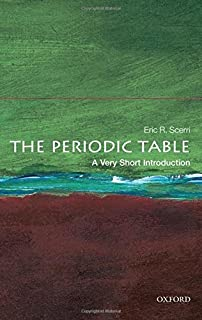The periodic table a visual guide to the elements amazon the periodic table a very short introduction very short introductions urtaz Image collections