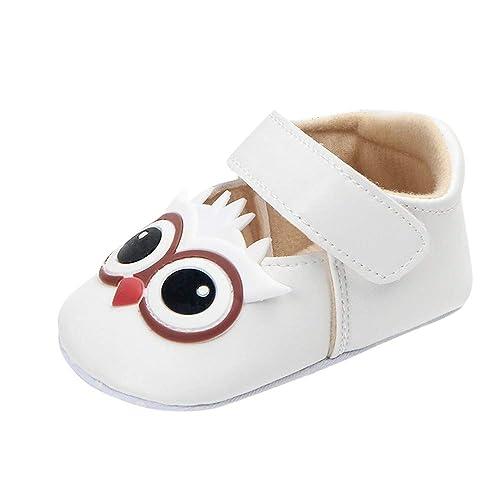fe365512e4909 Chaussures Bébé Binggong Nouveau-né bébé Enfant en Bas âge garçon Filles  Bande dessinée Propre