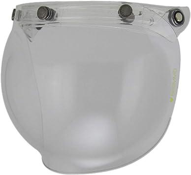 Woljay Off Road Motorcycle Modular Helmet Visor Shield Clear