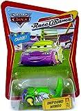 Disney / Pixar CARS Movie 1:55 Die Cast Car Series 4 Race-O-Rama Impound Wingo Chase Piece!