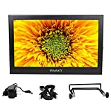 WIMAXIT 11.6 Inch 1920X1080 FULL HD Portable LCD Display Screen Monitor VGA/HDMI Monitor With Built In Speakers Compatible for Raspberry Pi B+/2B/3B WiiU Xbox 360/PS4/mac os/Windows 7/8/10 (11.6inch)