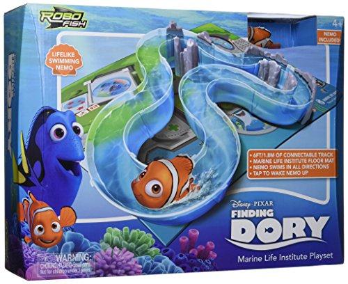 Finding Dory Marine life Institute Playset Marine Life Set
