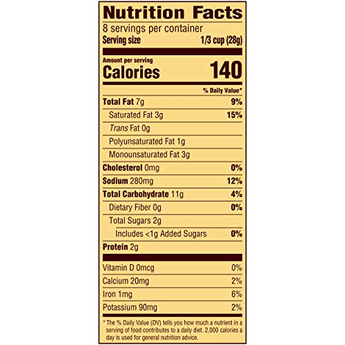 Snyder's of Hanover Pretzel Pieces, Honey Mustard and Onion, 8 Ounce Bag (Pack of 6)