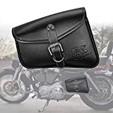 Motorcycle Swingarm Bag Side Tool Bags for Sportster XL 883 1200 Night Rod Special Honda shadow Yamaha