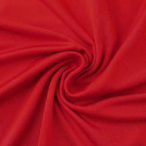 Invernali Ginli Vestiti Abiti Donna EleganteVestito Lungo Eleganti Da Cerimonia Autunno Rosso DIeH2EYW9