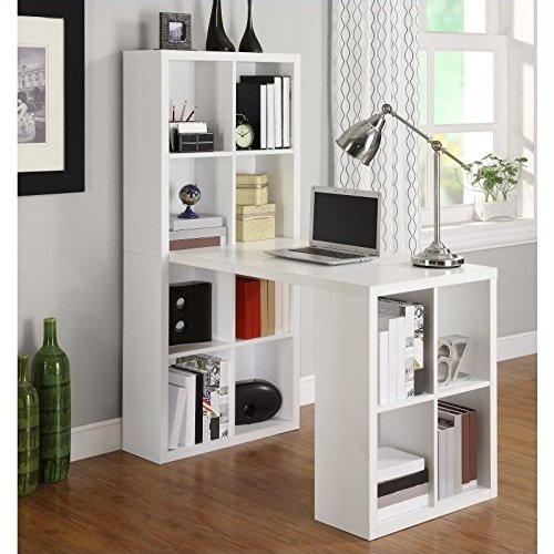 Ameriwood Home London Hobby Desk, White by Ameriwood Home