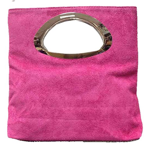 Piccola rosa da Ltd donna borsetta Avashion a1qP5wy