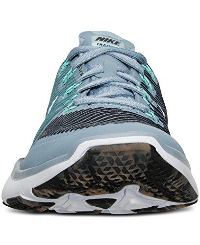 Nike Free Tog Alsidighed Mænds Uddannelse Sko Kører Sneakers 833.258 (9 M Os, Blå Brey / Sort / Hyper Turq / Hvid)