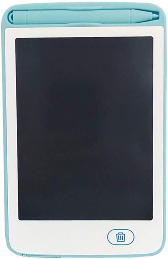 Bleu /Écriture Dessin,Jouet Educatif,Ardoise Magique Tableau Portable /électronique Memo Board MerryDate LCD Tablette D/écriture 6.5 Pouces Enfants /Écriture Dessin,Jouet Educatif.