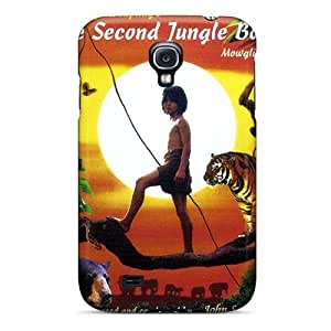 Protector Hard Phone Covers For Samsung Galaxy S4 With Provide Private Custom Nice The Jungle Book Series MansourMurray