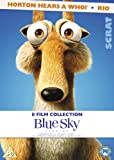 Blue Sky Studios Collection - 8-DVD Box Set ( Epic / Horton Hears a Who! (Dr. Seuss' Horton Hears a Who!) / Ice Age / Ice Age: The Meltdown (Ice [ NON-USA FORMAT, PAL, Reg.2 Import - United Kingdom ]