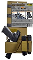 Explorer Tactical Gun Holster for Belt, Bed Mattress car auto Desk Home Office use for Gun 1911