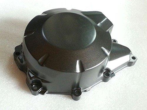 Black Stator Engine Crankcase Cover for Yamaha Fz6 04-10