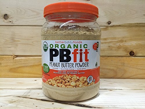Peanut Butter Powder, Certified Organic,