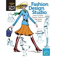 Fashion Design Studio: Learn to Draw Figures, Fashion, Hairstyles & More