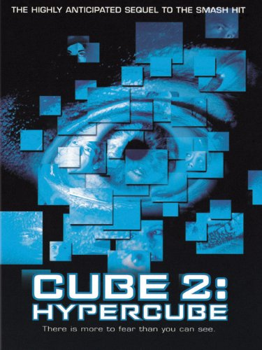 Cube 2: Hyper Cube ()