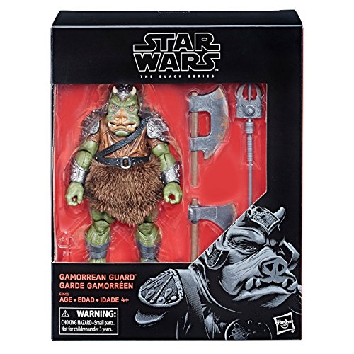 (Star Wars Gamorrean Guard Black Series 6 inch Action)