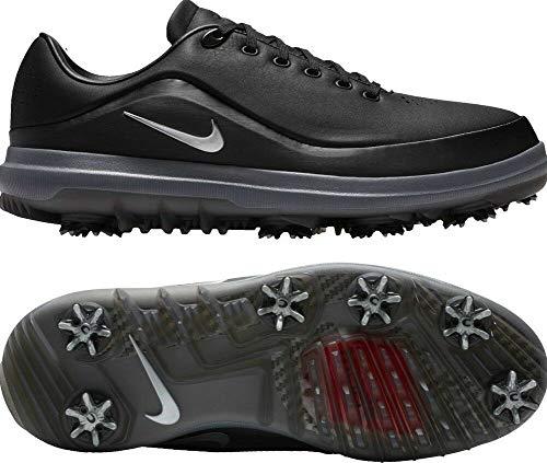 buy online 510a3 b59e4 Nike Men s Air Zoom Precision Golf Shoes Black 866065-002 Size 10