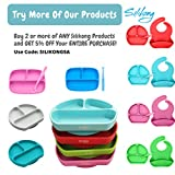 Silikong Suction Plate for Toddlers   BPA Free