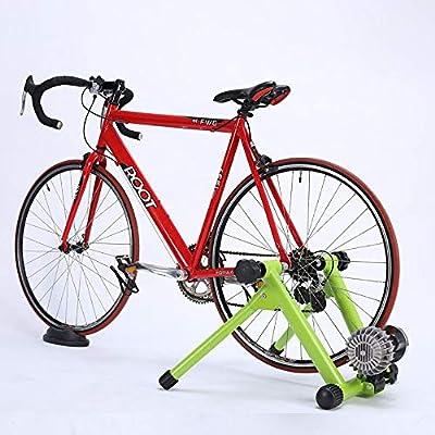 Rodillo Entrenamiento Bicicleta Resistencia líquida Riding Plataforma camino de la bicicleta de bicicletas de montaña bicicletas plataforma de formación reluctancia magnética Resistencia al aceite Pla: Amazon.es: Deportes y aire libre