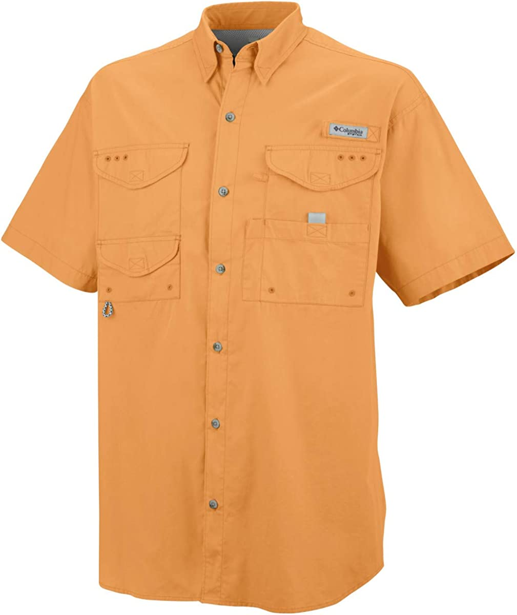 Columbia Bonehead™ Short Sleeve Shirt - BoneheadTM Camisa de Manga Corta Hombre: Amazon.es: Deportes y aire libre