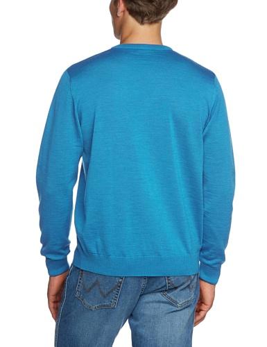 327 Bleu Homme 490400 Pull Maerz 18n48