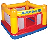 "Toys : Intex Playhouse Jump-O-Lene Inflatable Bouncer, 68"" X 68"" X 44"", for Ages 3-6"