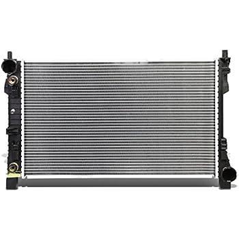 NEW RADIATOR MADE OF PLASTIC FITS 01-05 MERCEDES C-CLASS C32 2035000503 RAD2337