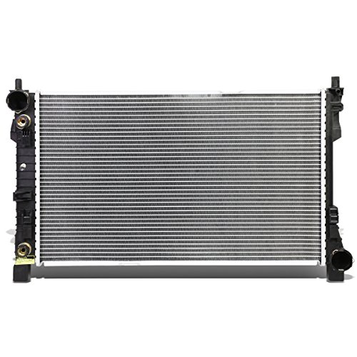 DNA Motoring OEM-RA-2337 OE Style Direct Fit Radiator (01-07 Mercedes-Benz C-Class) (Mercedes Benz Radiator Fitting)