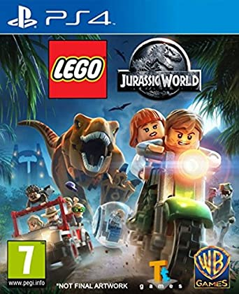 Lego Jurassic World Playstation 4 Amazon Es Videojuegos