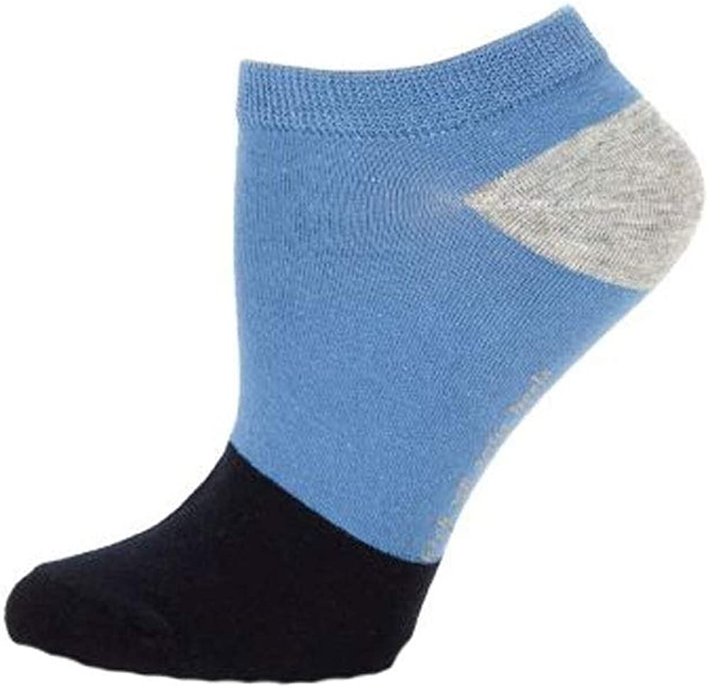 Cotton Socks New York Blue