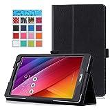 ASUS ZenPad Z170C 7.0 Case - MoKo Slim Folding Cover Case for ASUS ZenPad Z170C 7-inch Tablet, BLACK